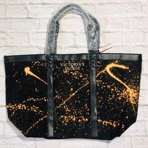 VICTORIA'S SECRET Custom Tassel Braided Handle Bag